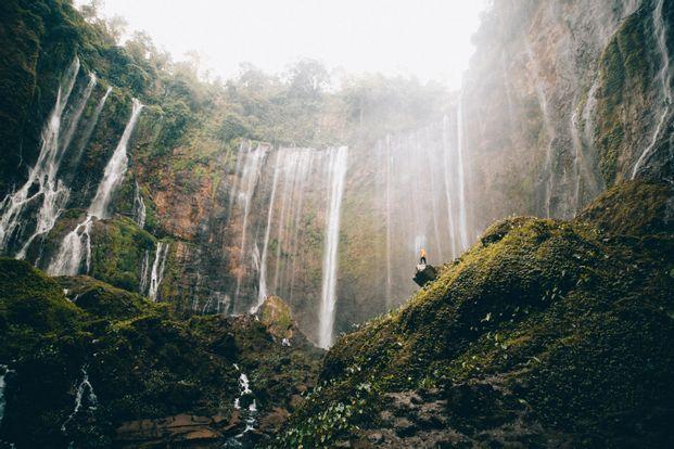 Kabut Pelangi and Tumpak Sewu Waterfall - 1 Day Tour From Malang