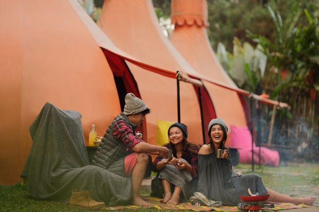 The Lodge Maribaya Lembang Bandung - Instant Pass