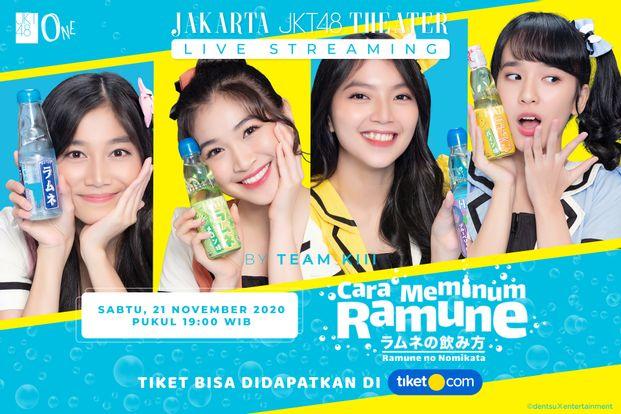 Cara Meminum Ramune oleh JKT48 Team KIII – 21 November-bg