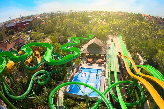 Waterbom Bali - Instant Pass