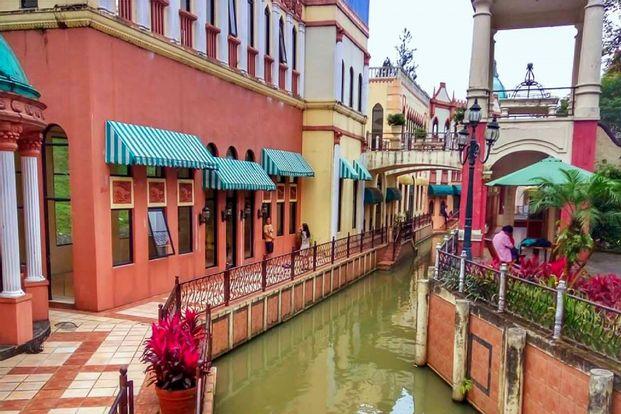 Tiket Masuk Little Venice