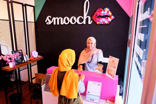 Voucher Smooch Beauty Bar Depok