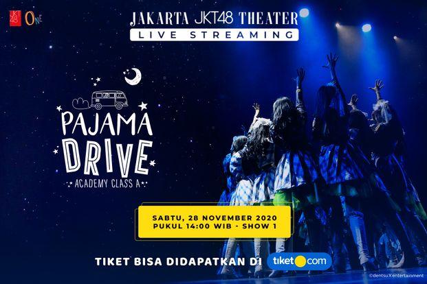 Pajama Drive oleh Academy Class A – 28 November (Pukul 14.00 WIB)-bg