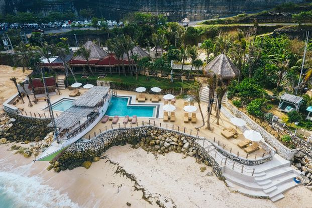 Tiket Minoo Beach Club Ungasan Bali
