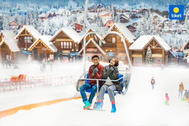 Trans Snow World Juanda Bekasi