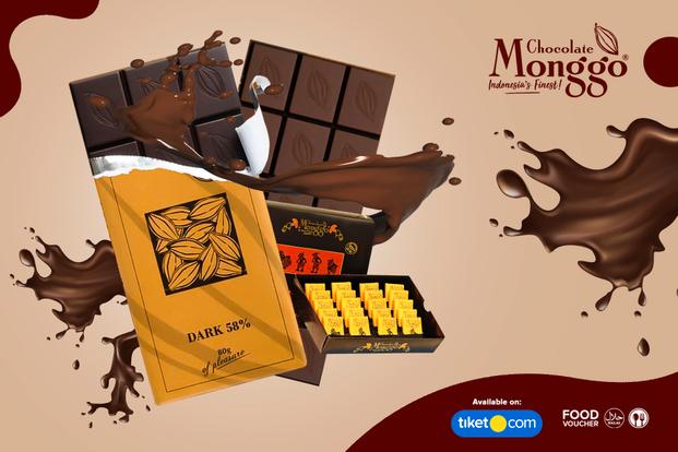 Voucher Chocolate Monggo