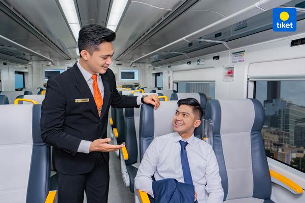 Tiket Kereta Bandara Railink Jakarta