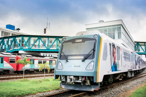 Tiket Kereta Bandara Railink Medan