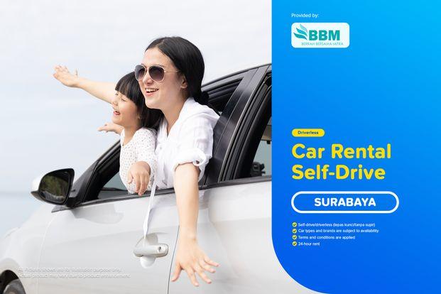 Rental & Sewa Mobil Lepas Kunci di Surabaya