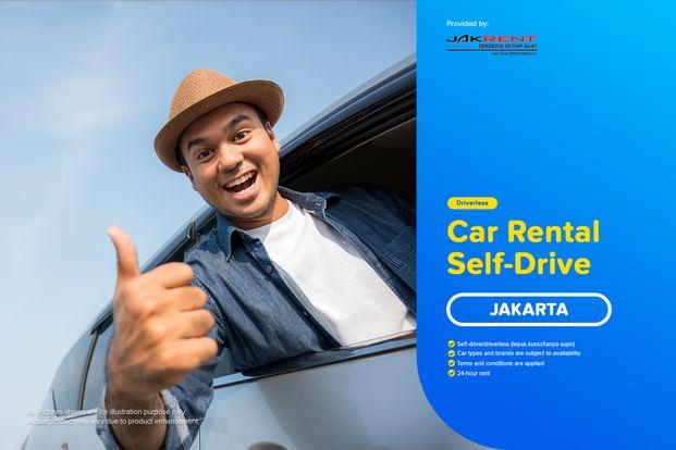Rental & Sewa Mobil Lepas Kunci di Jakarta