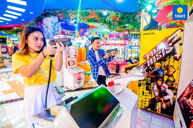 Voucher Top-Up Kartu Amazone Duta Mall Banjarmasin