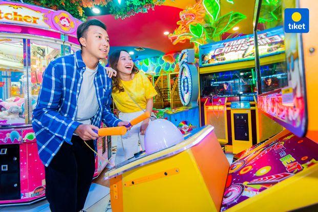 Top-Up Kartu Amazone Mall Bassura