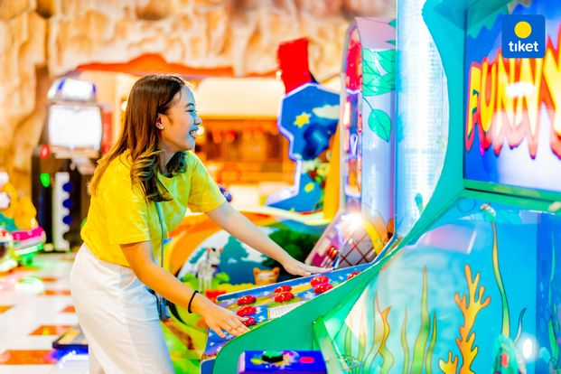 Voucher Top Up Kartu Amazone Sunrise Mall Mojokerto