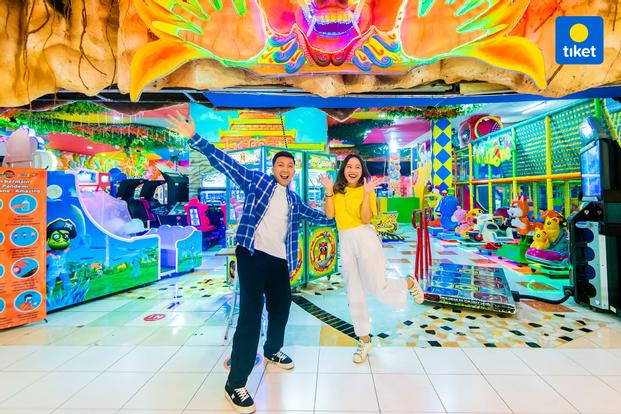 Top-Up Kartu Amazone Jogja City Mall