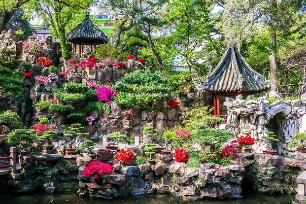 Yu Garden Admission Ticket in Shanghai
