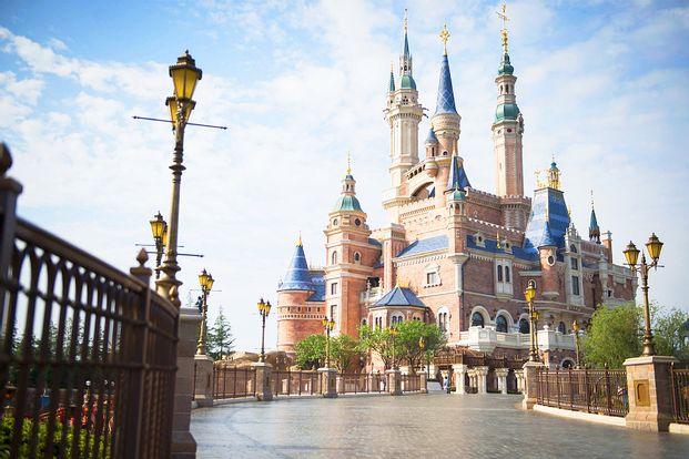 Shanghai Disneyland Admission Ticket