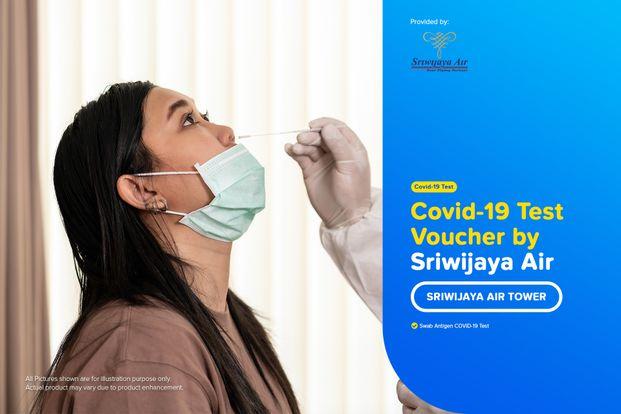 COVID-19 Swab Antigen Test by Klinik Husada Setia Waspada (Kantor Sriwijaya Air M1)