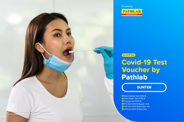 COVID-19 Rapid / PCR / Swab Antigen Test By Pathlab - Sunter