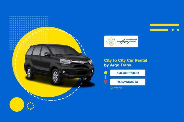Sewa Mobil Kulon Progo ke Yogyakarta - City To City