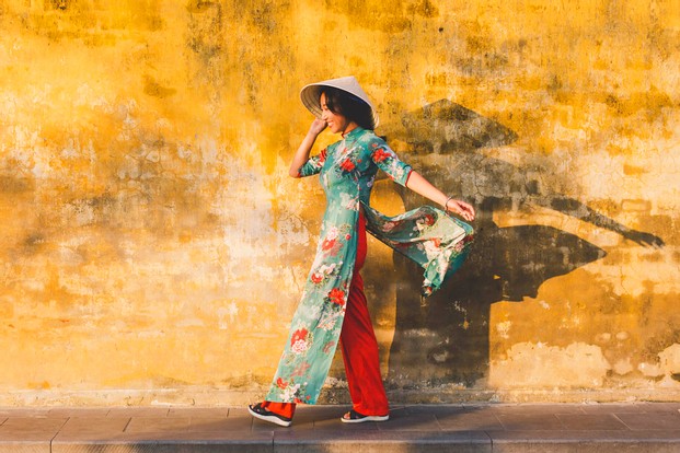 One Day Ao Dai Rental in Hoi An