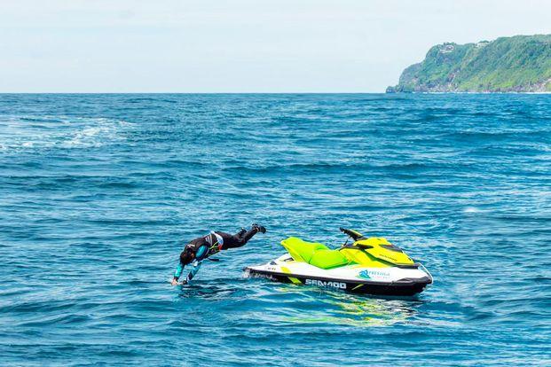 Jet Ski Kuta to Jimbaran by Prestige Jet Ski Bali