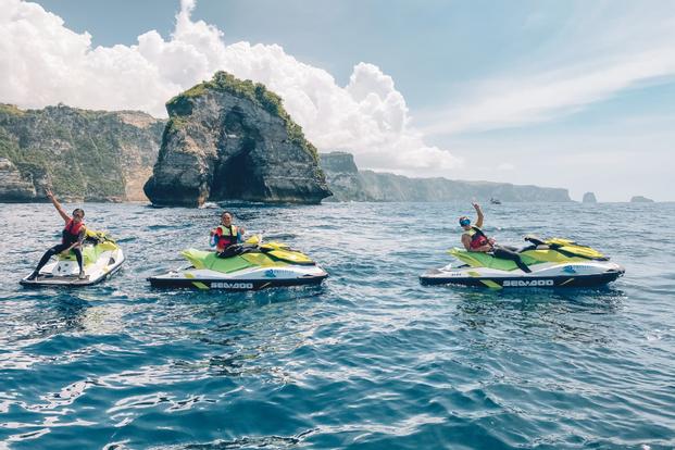 Jet Ski Sunset Ride Jimbaran by Prestige Jet Ski Bali