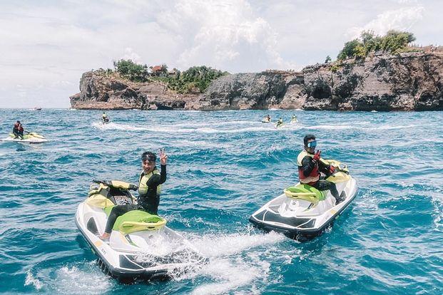 Jet Ski Kuta to Sanur by Prestige Jet Ski Bali