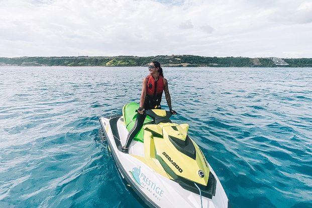 Jet Ski Sanur to Nusa Penida by Prestige Jet Ski Bali
