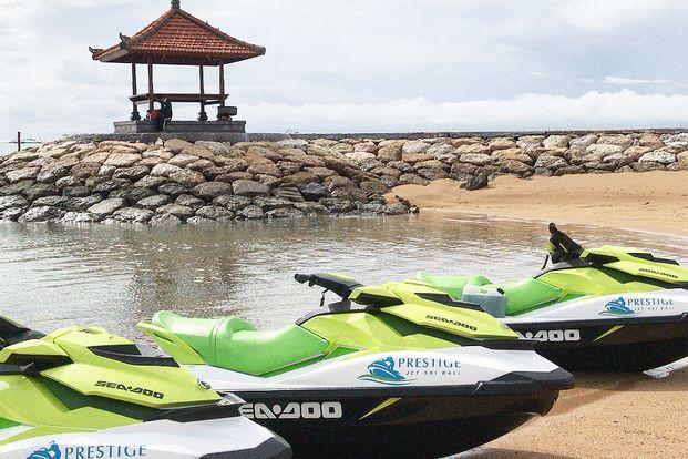 Jet Ski Sanur to Uluwatu by Prestige Jet Ski Bali