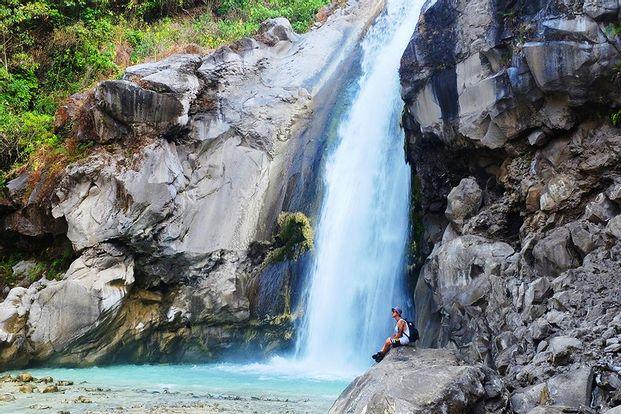 1D Tour Lombok Sembalun Mangku Sakti Waterfall by WeTravel
