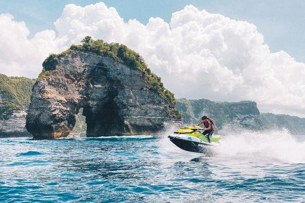 Jet Ski Sanur to Mangrove/Nusa Dua  by Prestige Jet Ski Bali