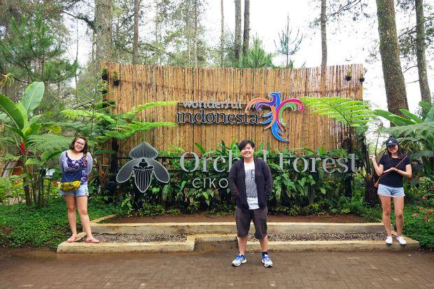 Wisata Sunrise Gunung Putri - Lembang by Viva Wisata