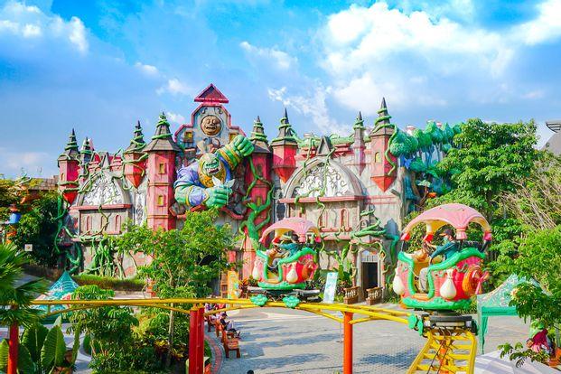 Tiket Saloka Theme Park