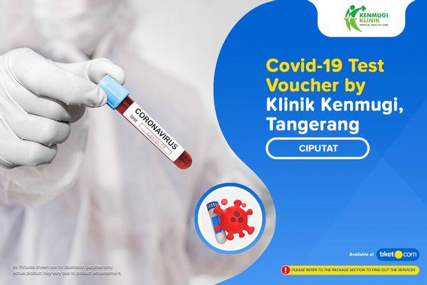 COVID-19 Rapid / PCR / Swab Antigen Test by Klinik Kenmugi