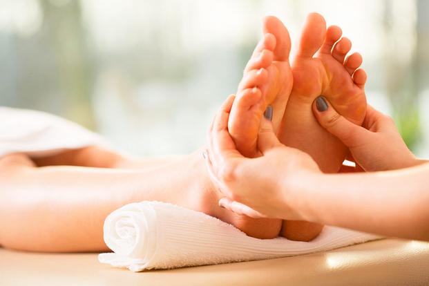 Reflexology and Massage Treatments in Happy Healthy Reflexology & Family Massage Alam Sutera