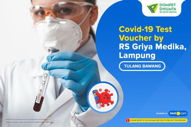 COVID-19 Rapid / Swab Antigen Test by RS Griya Medika