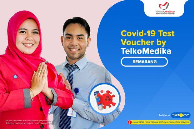 COVID-19 Rapid / Swab Antigen Test by Telkomedika Semarang