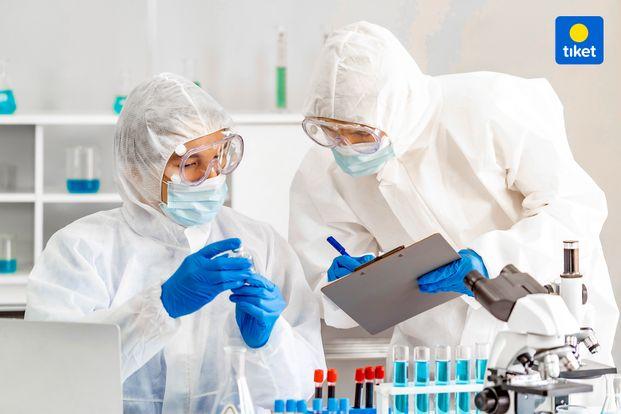 COVID-19 Rapid / Swab Antigen / PCR Test by RS Sandi Karsa