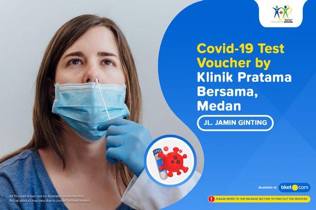 COVID-19 Rapid / Swab Antigen Test by Klinik Pratama Bersama
