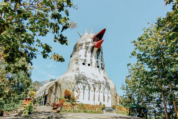 Gereja Ayam Bukit Rhema Magelang Ticket