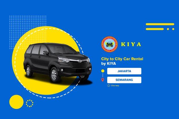 Sewa Mobil Jakarta ke Semarang - City To City