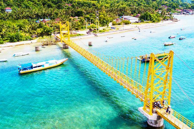 2D1N - 3 Nusa Islands Tour from Bali
