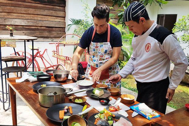 Cooking Class Kota Tua Jakarta by TripTrik