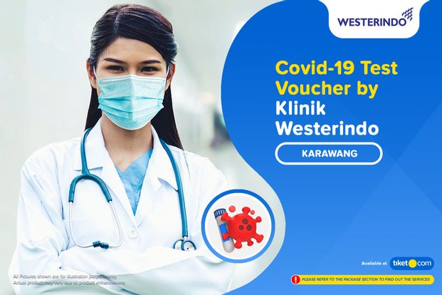 COVID-19 Rapid Antibodi / PCR / Swab Antigen Test By Lab Klinik Westerindo - Karawang