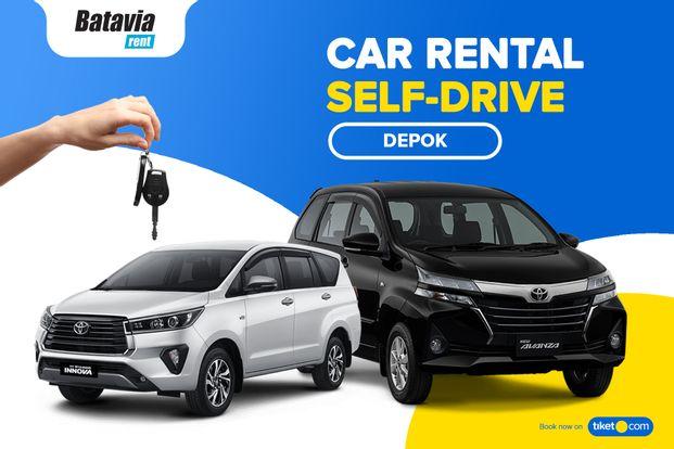 Rental & Sewa Mobil Lepas Kunci di Depok