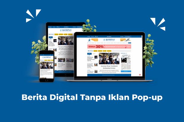 Voucher Kompas Digital Premium