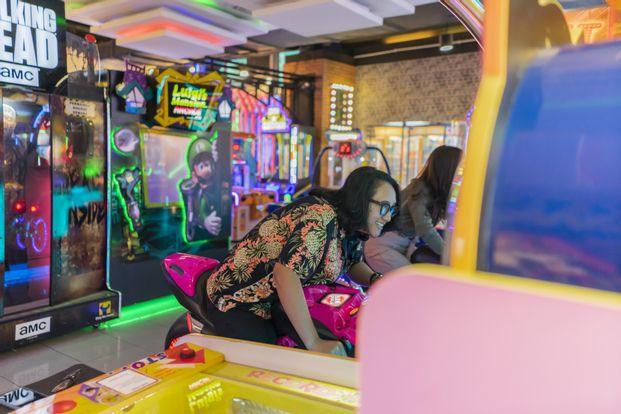 Funworld Pakuwon City Mall