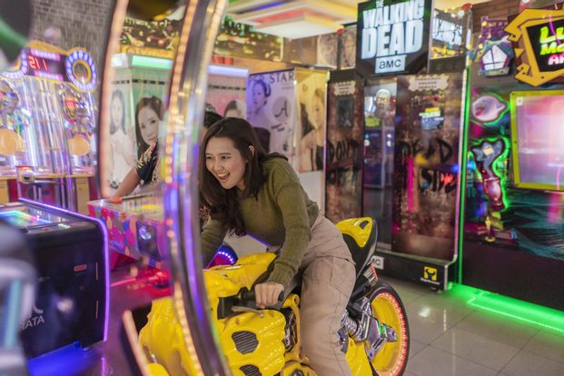 Funworld Grage City Mall Cirebon
