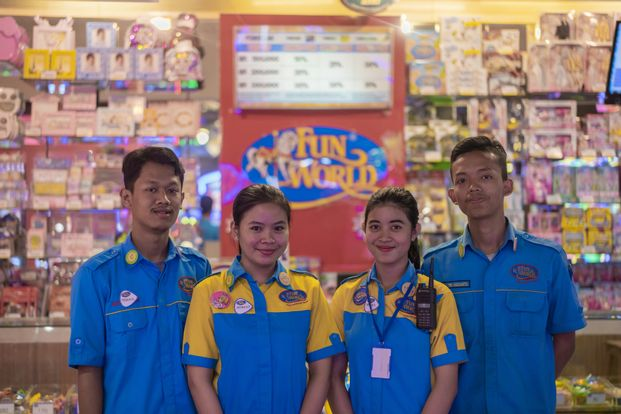 Funworld Cinere Mall