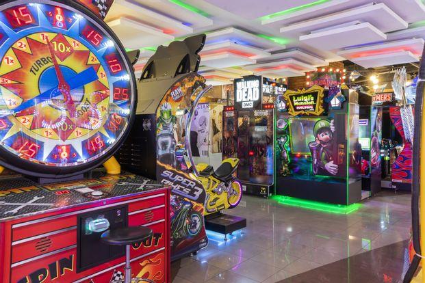 Funworld Karawang Techno Mart